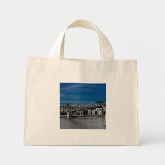 The Millennium Bridge Canvas Bag