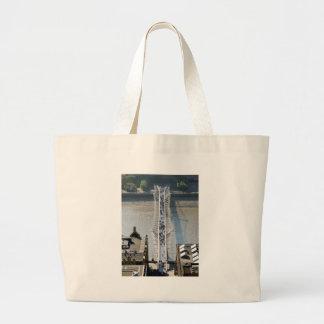 The Millennium Bridge Jumbo Tote Bag