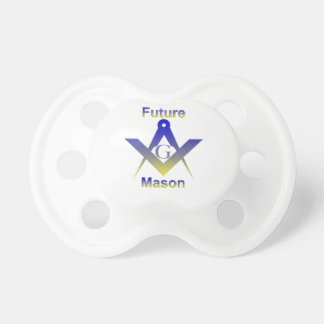 The Mini Mason Baby Pacifier