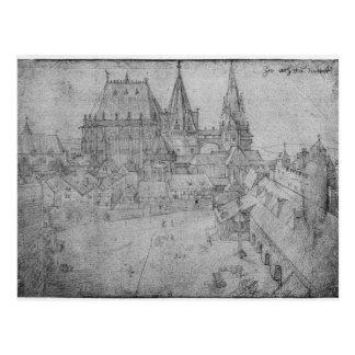 The Minster at Aachen, 1520 Postcard