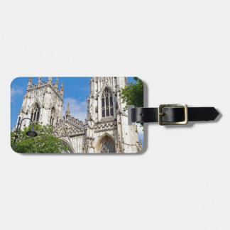 The Minster in York Luggage Tag
