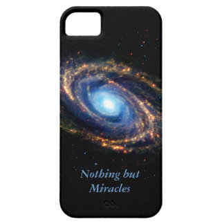 The miracle of Creation, Universe & Space case iPhone 5 Case