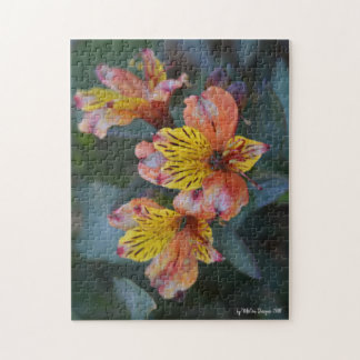 The Miracle of Flowers Jigsaw Puzzle