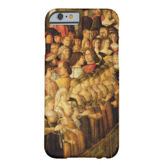 The Miracle of the Cross on San Lorenzo Bridge, de Barely There iPhone 6 Case