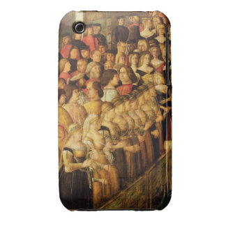 The Miracle of the Cross on San Lorenzo Bridge, de iPhone 3 Case-Mate Cases