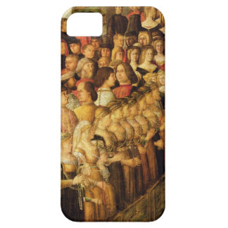 The Miracle of the Cross on San Lorenzo Bridge, de iPhone 5 Cases