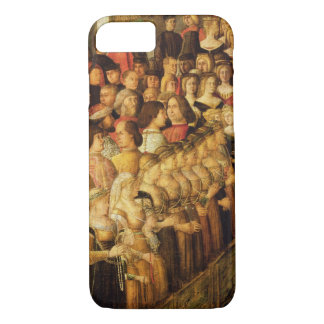 The Miracle of the Cross on San Lorenzo Bridge, de iPhone 7 Case