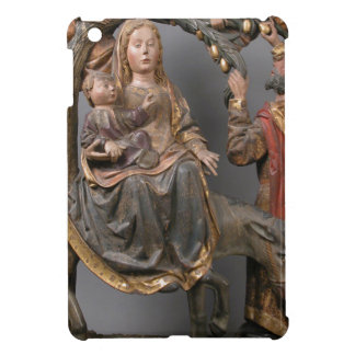 The Miracle of the Palm Tree on the Flight Egypt iPad Mini Cover