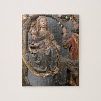 The Miracle of the Palm Tree on the Flight Egypt Jigsaw Puzzle