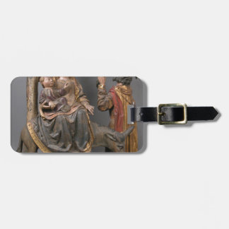 The Miracle of the Palm Tree on the Flight Egypt Luggage Tag