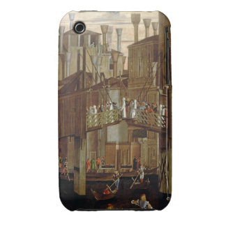 The Miracle of the Relic of the Holy Cross, detail iPhone 3 Case