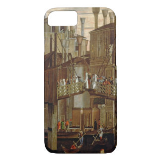 The Miracle of the Relic of the Holy Cross, detail iPhone 7 Case