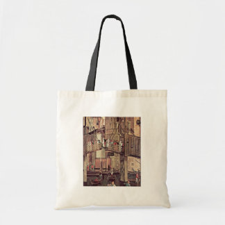 The Miracle Of The Relic Of The Holy Cross Detail Tote Bag