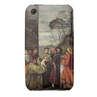 The Miracle of the Speech of the Newborn Child, 15 iPhone 3 Cover