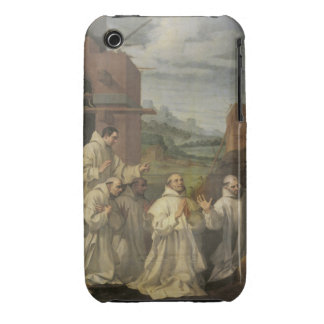 The Miracle of Water Springing from a Stone iPhone 3 Case-Mate Cases