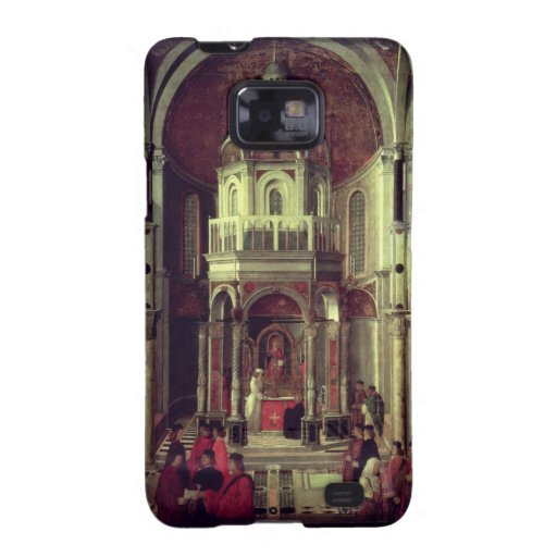 The Miraculous Healing of Pietro de' Ludovici, 150 Samsung Galaxy SII Covers