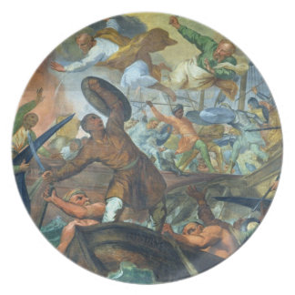 The Miraculous Intervention of SS Peter and Paul i Plate