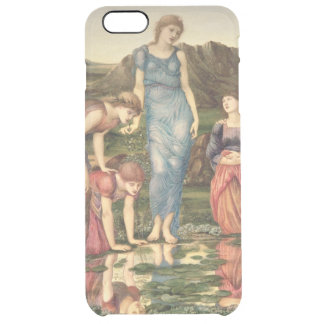 The Mirror of Venus, 1870-76 (oil on canvas) Clear iPhone 6 Plus Case
