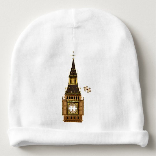 The Missing Piece Baby Beanie