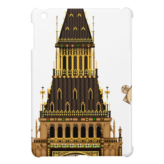 The Missing Piece iPad Mini Cover
