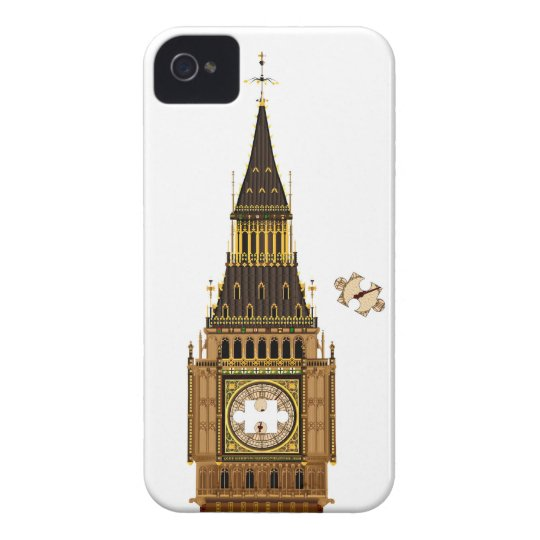 The Missing Piece iPhone 4 Case-Mate Cases