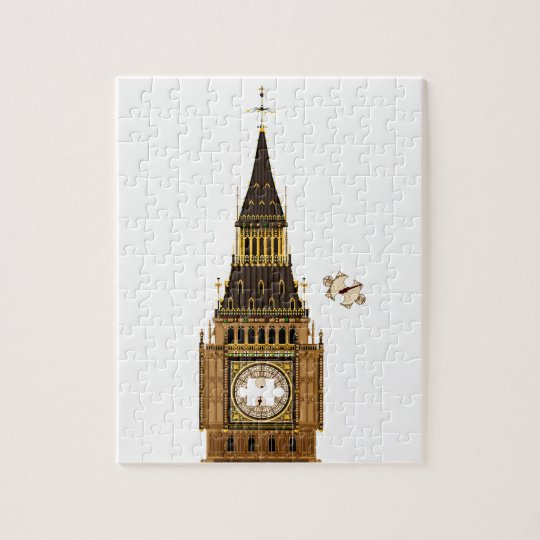The Missing Piece Jigsaw Puzzle