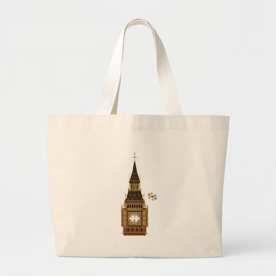 The Missing Piece Large Tote Bag