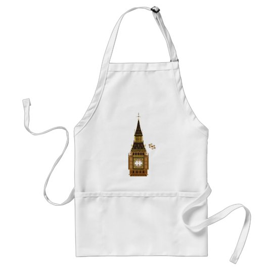 The Missing Piece Standard Apron