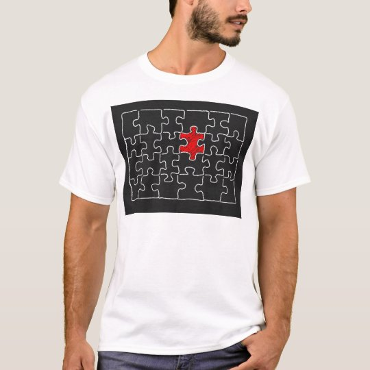 The Missing Piece T-Shirt