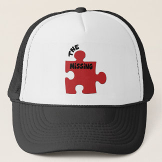 The Missing Piece Trucker Hat