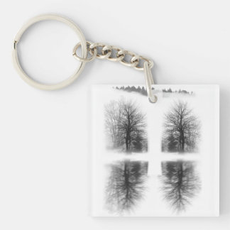 The Mist Keychain