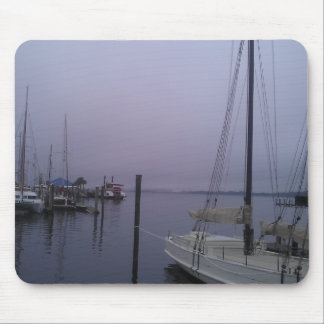 The Misty Bay Mouse Pad