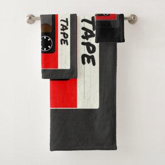 The Mix Tape Bath Towel Set