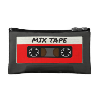 The Mix Tape Cosmetic Bag