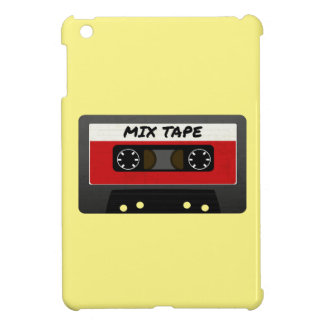 The Mix Tape iPad Mini Case