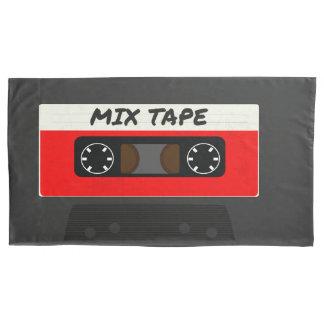 The Mix Tape Pillowcase