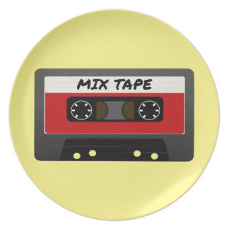 The Mix Tape Plate