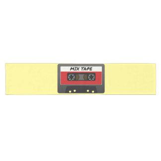 The Mix Tape Short Table Runner