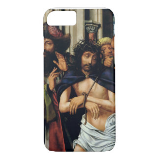 The Mocking of Christ (oil on panel) (see 165461 f iPhone 7 Case