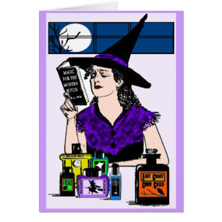 The Modern Witch Card