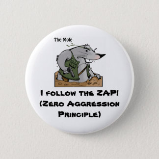 The Mole ZAP Round Pin
