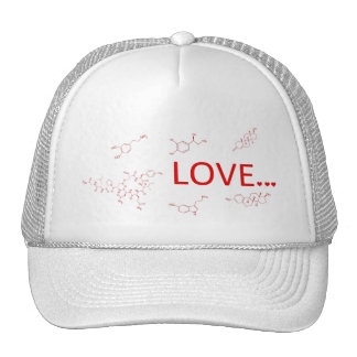 The Molecules of Love... Trucker Hat