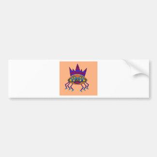The Mollusk Bumper Sticker