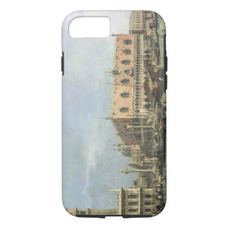 The Molo and the Piazzetta San Marco, Venice (oil iPhone 7 Case
