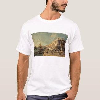 The Molo and the Zecca, Venice (oil on canvas) T-Shirt
