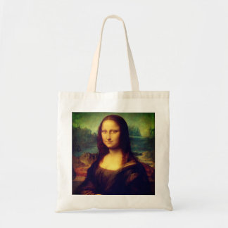 The Mona Lisa By Leonardo Da Vinci Tote Bag