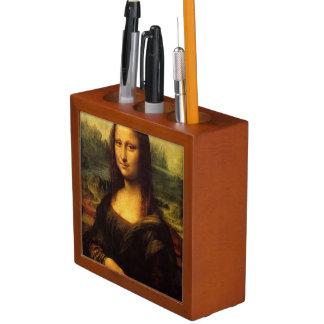 The Mona Lisa Desk Organizer