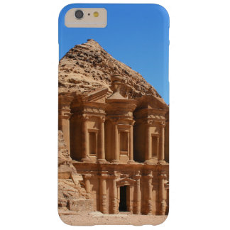 The Monastery Petra Jordan Barely There iPhone 6 Plus Case
