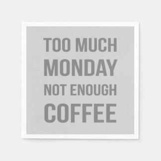 The Monday Quote Napkin