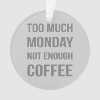 The Monday Quote Ornament